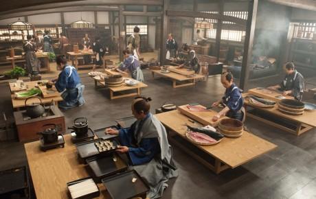 A Tale of  Samurai Cooking  – A True Love Story – Zo 22/03/2015 -14u30