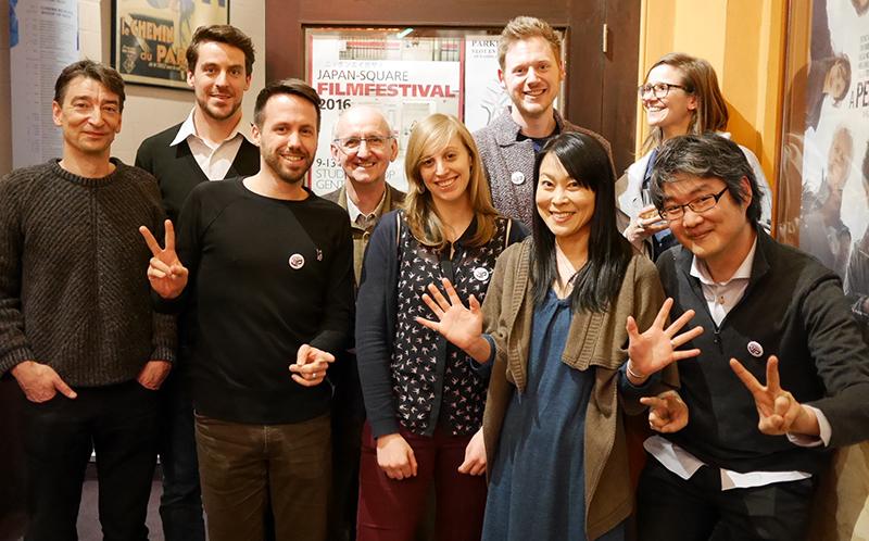 Recordaantal bezoekers voor 7e editie van Japan-Square Filmfestival