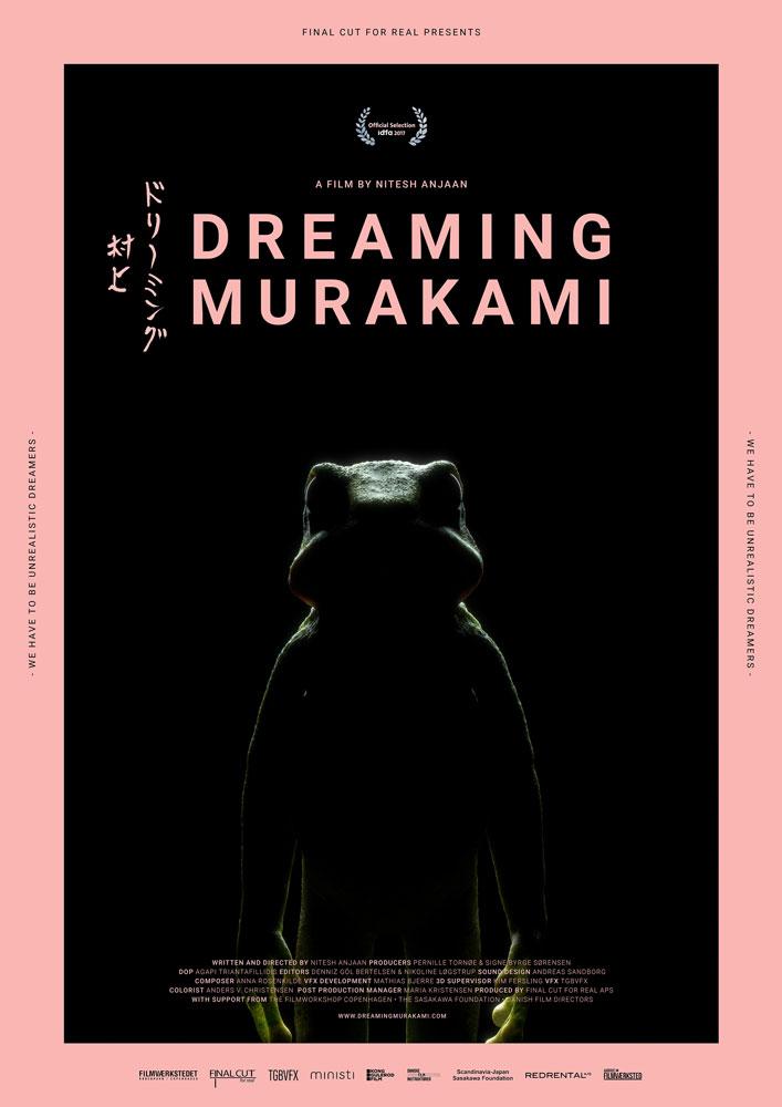 DreamingMurakami_poster