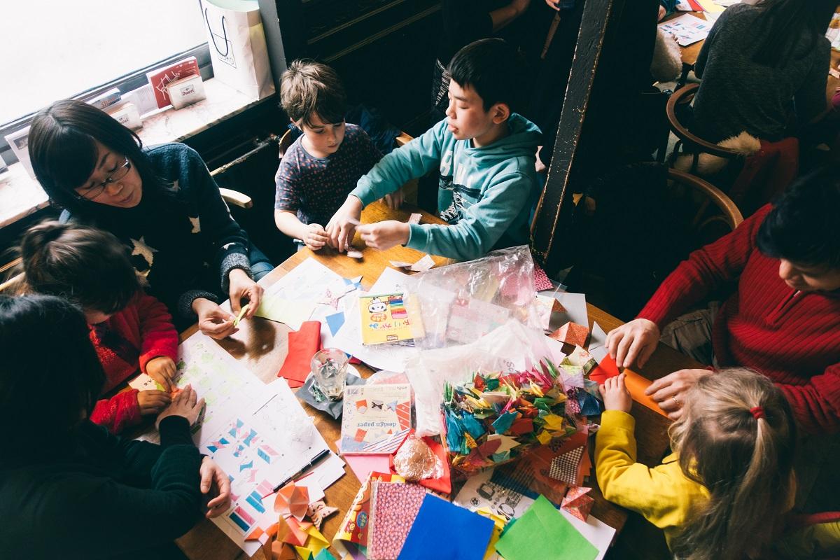 Japan-Square kindernamiddag<br> Zaterdag 21 maart – 14u15