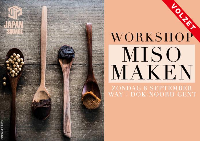 Workshop Miso