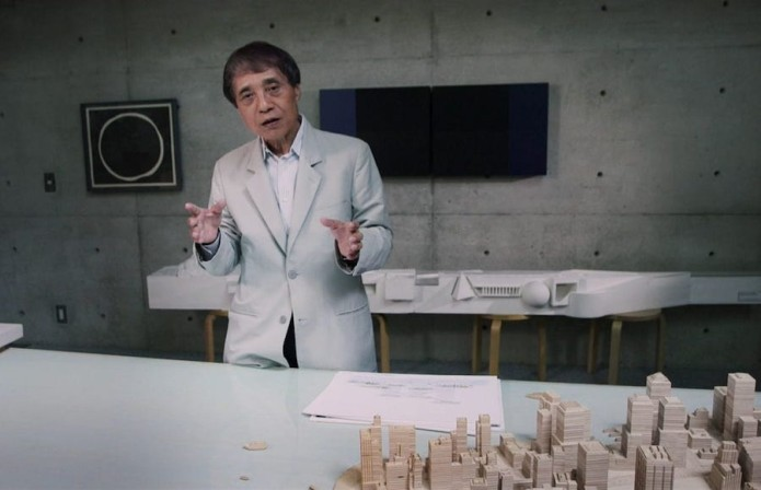 Tadao Ando - Samurai Architect